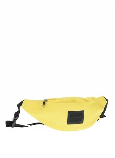 Calvin Klein Bel Çantası Sarı